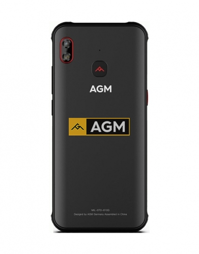 AGM H2 IP68 4/128GB